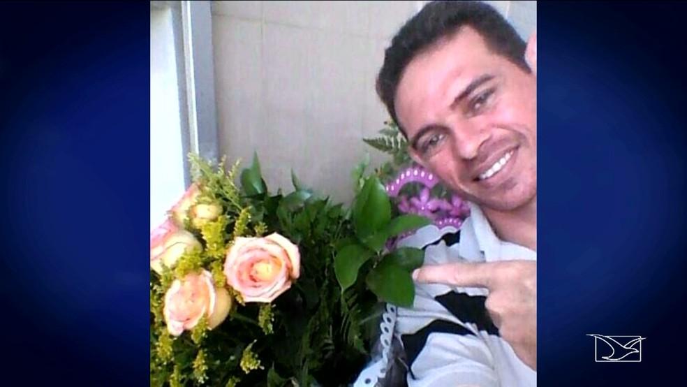 Luís Lobo da Cunha, de 36 anos, foi morto a tiros na Avenida Litorânea em São Luís (Foto: Reprodução/TV Mirante)