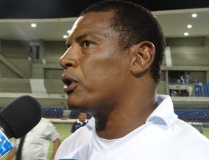 Flavio, goleiro do CSA (Foto: Caio Lorena / Globoesporte.com)