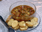Cozinheira do ES ensina receita de prato diferente: moqueca de mocojão