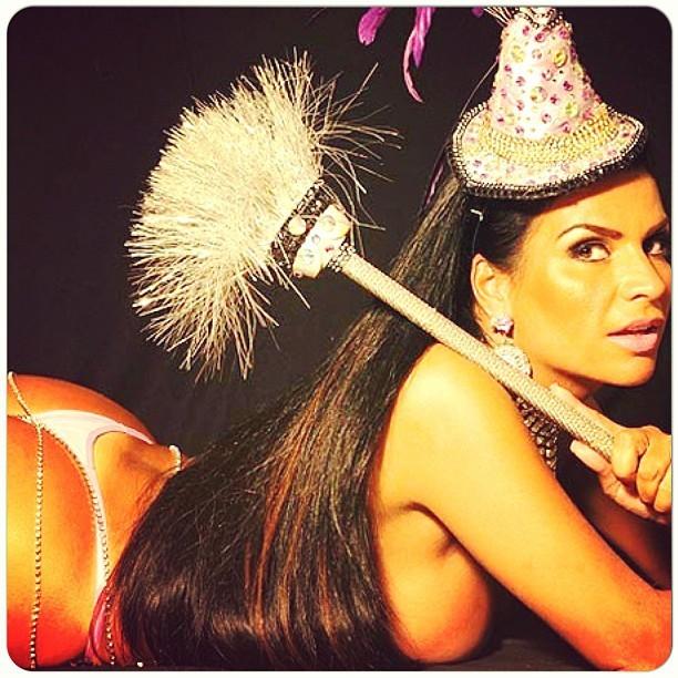 Solange Gomes (Foto: Instagram/Reprodução)