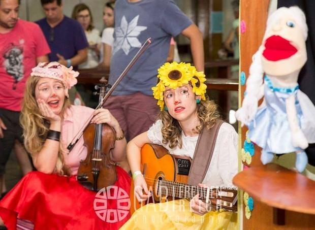 A música é uma das atrações da Misturebinha (Foto: Divulgação)