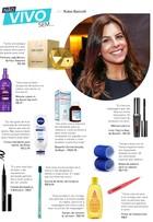 Rubia Baricelli, filha de Luigi Baricelli, lista seus 10 cosméticos favoritos
