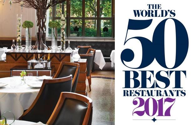 Conheça os 50 melhores restaurantes do mundo de 2017 (Foto: Divulgação)