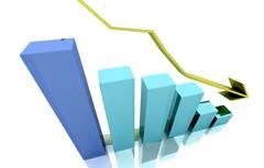 queda Investidores do mercado reduziram a expectativa de crescimento da economia brasileira. (Foto: SXC)