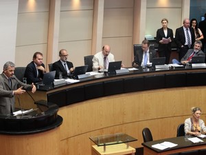 Deputados aprovaram texto encaminhado pelo governador (Foto: Juliana Stadnik/Agência AL)