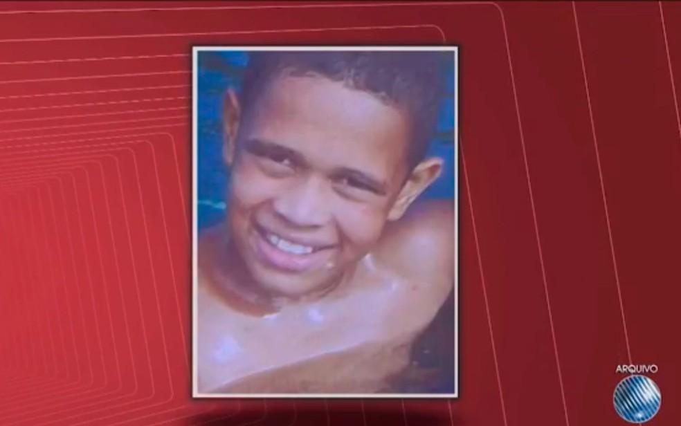 Nadson Pereira de Almeira morreu em 2014 (Foto: Reprodução/TV Santa Cruz)