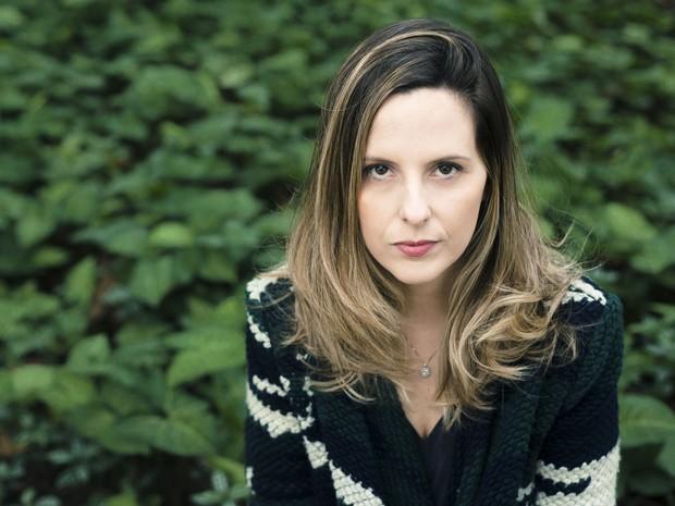A escritora e roteirista Tati Bernardi, uma das confirmadas para a Flip 2016 (Foto: Renato Parada/Divulgação)
