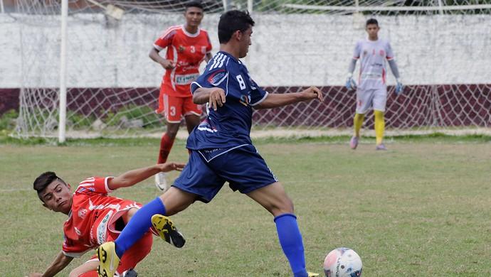 Futebol amazonense infantil e juvenil Manaus x Sul América (Foto: Antônio Lima/Semjel)