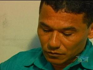 Serial killer, Francisco das Chagas teria assassinado mais de 40 meninos (Foto: Reprodução/TV Mirante)