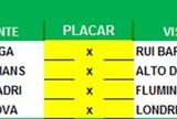 Série A da LDC: 11ª rodada briga por classificação e contra o rebaixamento