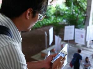 Vídeos mostram hábitos do consumidor móvel brasileiro (Foto: D)
