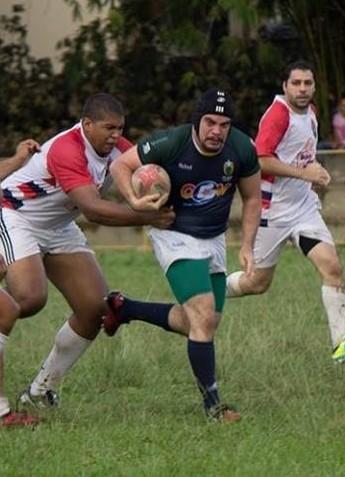 Danyllo Carvalho, jogador de rúgbi morto  (Foto: Neyla do Rêgo Monteiro )