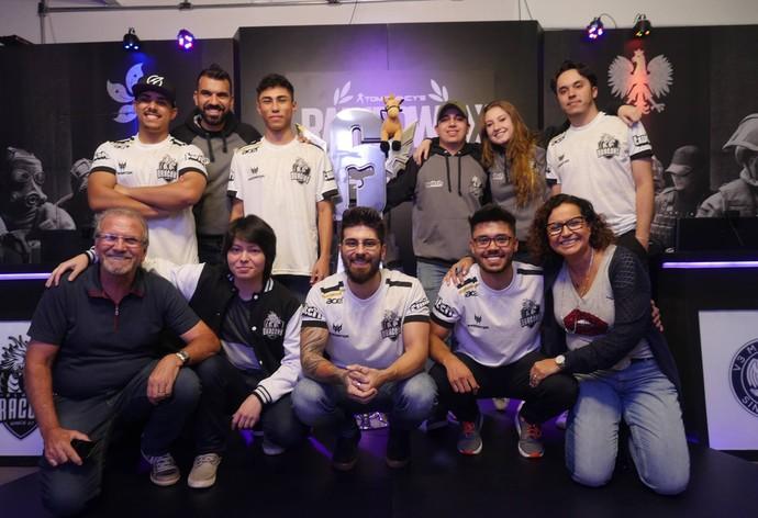 Black Dragons; Pro League; Rainbow Six (Foto: Divulgação / Black Dragons)