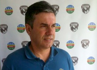 Paulo Henrique, técnico do Veranópolis (Foto: Divulgação)