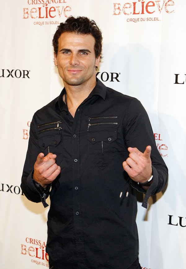 O ator Jeremy Jackson (Foto: Getty Images)
