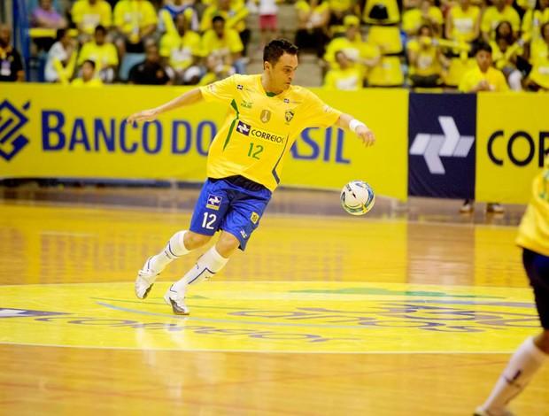 Falcão Futsal Brasil (Foto: Reprodução / Facebook)