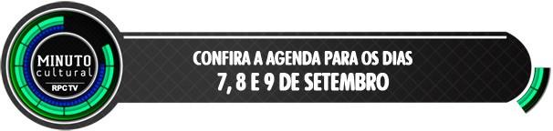 Minuto Cultural 7 de setembro (Foto: Divulgação/RPC TV)