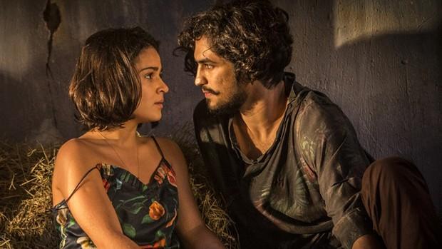 Velho Chico: Miguel propõe casamento a Olívia (Inácio Moraes/ Gshow)