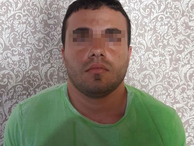 Homem proccurado em Goiás preso na Bahia (Foto: Divulgação/Polícia Federal)
