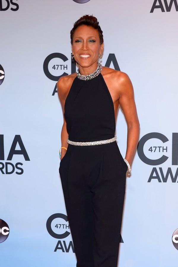 A apresentadora Robin Roberts (Foto: Getty Images)
