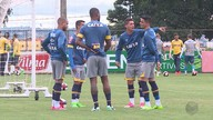 Cruzeiro faz mistério durante treino para final do Campeonato Mineiro
