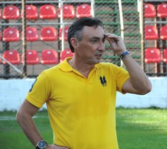 Roberto Fonseca, técnico, Oeste, Série B (Foto: Sérgio Pais)