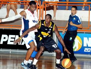 NBB Dusan Vila Velha x Limeira (Foto: Mauricio R.Martins / Divulgação)