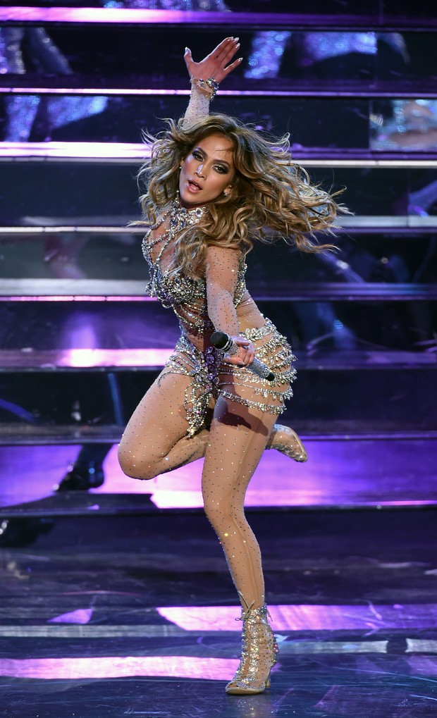 Jennifer Lopez (Foto:  Ethan Miller/Getty Images/AFP)
