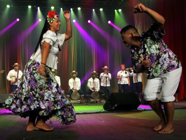 Ação - Caruanas - Marajó - Soure - Carimbó - Dança (Foto: Divulgação/Paulo Furtado)
