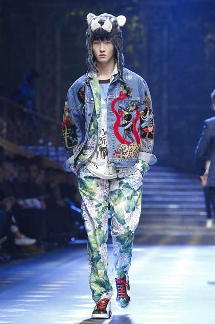 Dolce & Gabbana (Foto: Reprodução)