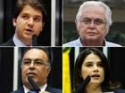 Justiça aceita denúncias contra quatro ex-deputados na Lava Jato