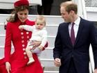 Com bebê a tiracolo, visita real renova apoio à monarquia na Oceania
