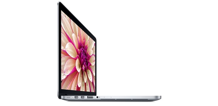 Para ter processadores mais atuais e tela Retina, consumidor precisa pagar mais (Foto: Divulgação/Apple)