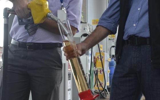 Posto de Combustível (Foto: José Cruz/Agência Brasil)