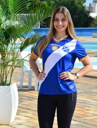 Nathália Maia Musa Taubaté (Foto: Danilo Sardinha/GloboEsporte.com)