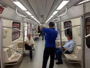 metrô_salvador_04 (Foto: Ruan Melo/G1)