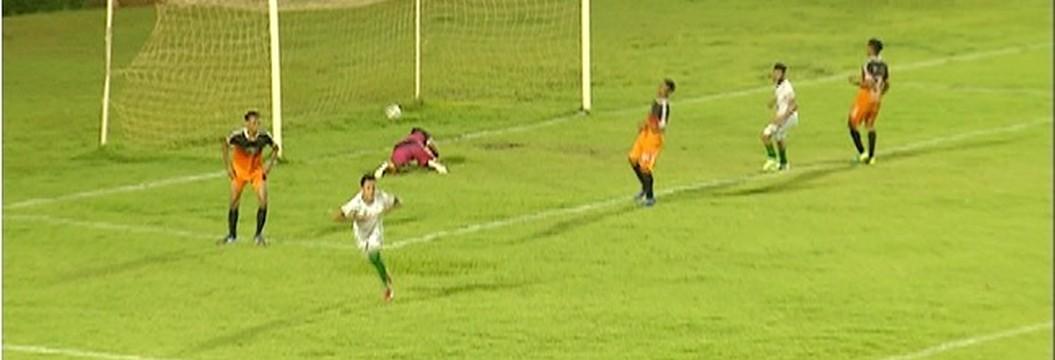 Guaraí vence o Imagine por 2 a 1 pela Segundona Tocantinense