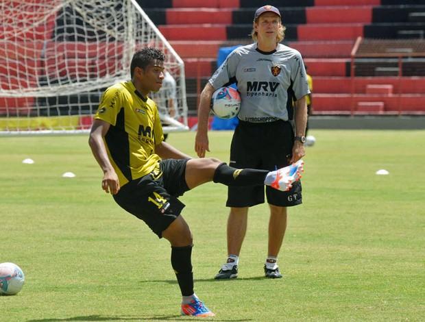 reinaldo sérgio guedes sport (Foto: Aldo Carneiro / Pernambuco Press)