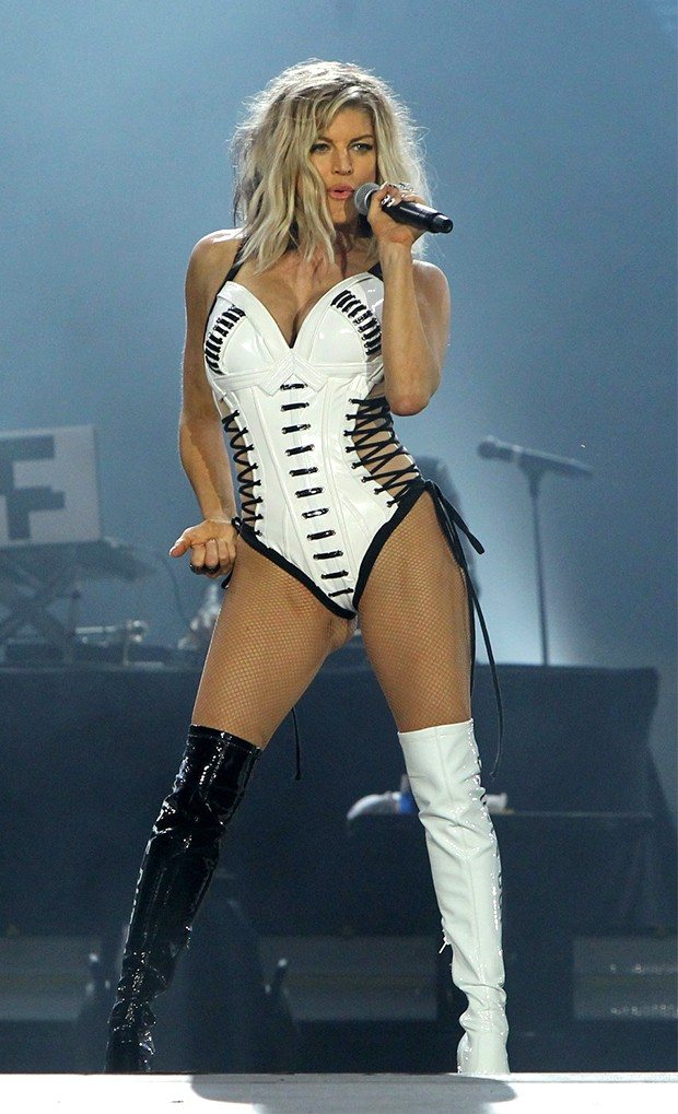 Fergie (Foto: Wallace Barbosa / AgNews)