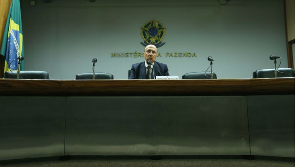 O ministro da fazenda, Henrique Meirelles (Foto: Fabio Rodrigues Pozzebom / Agência Brasil)