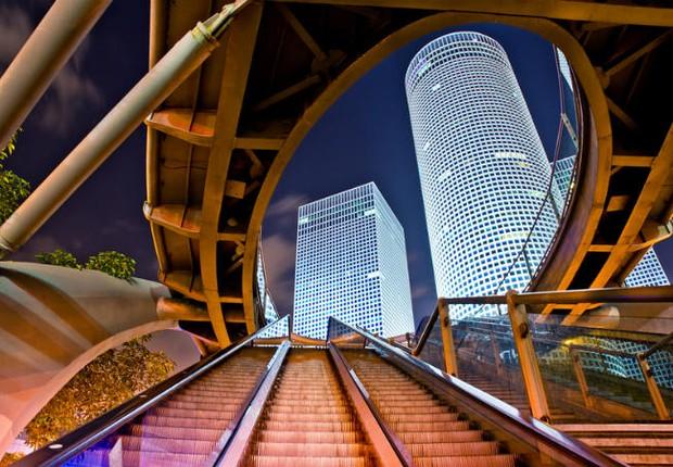 Azrieli Center em Tel Aviv (Foto: Thinkstock)