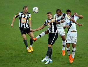 Giaretta, Botafogo x Vasco - final do Carioca
