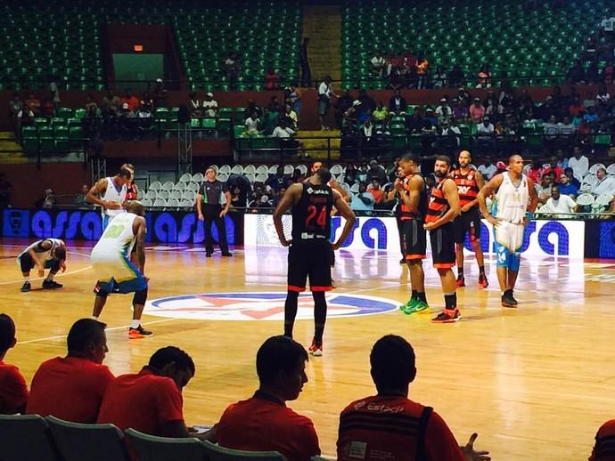 Flamengo Correcaminos Liga das Américas basquete (Foto: Reprodução/Instagram)