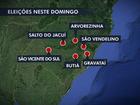 Seis cidades do RS elegem prefeitos em pleitos suplementares