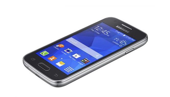 Galaxy Ace 4 é um aparelho com Android KitKat e versões 3G ou 4G (Foto: Divulgação/Samsung)
