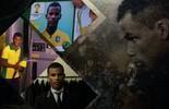 Parabéns de Pelé, fama e fé no futuro: golaço de Gessé faz um ano (Editoria de Arte)