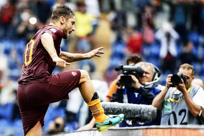 Francesco Totti Roma (Foto: EFE)