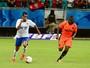 Geuvânio comemora oportunidade de jogar com Jadson e Luis Fabiano