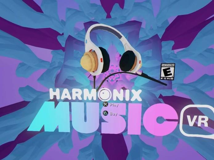 Harmonix Music (Foto: Reprodução/Felipe Vinha)