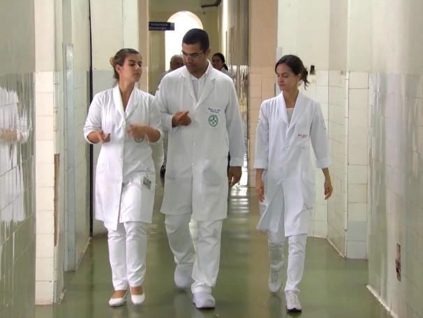 Profissionais de enfermagem (Foto: Divulgação)